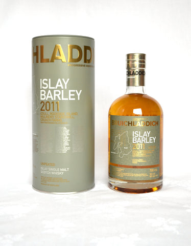 Bruichladdich Islay Barlay 2011 unpeated