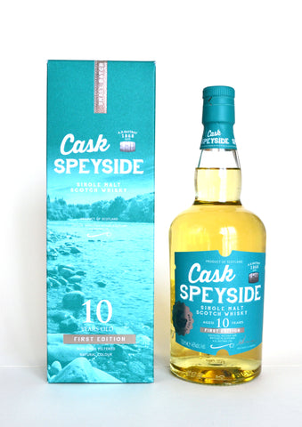 A.D. Rattray Cask Speyside, Single Malt, 10 Jahre