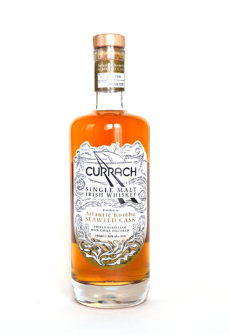 Currach Single Malt Irish Whiskey, Atlantic Kombu Cask