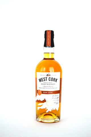 West Cork Irish Whiskey Rum Cask Finish