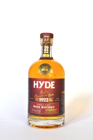 "Hyde ""No. 4 Presidents Casks"" Rum Finish"