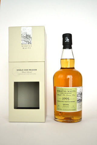 "Linkwood, Wemyss Malts, ""Under the Lemon Tree"" 1995, 22 Jahre"