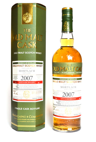 Mortlach 2007/2018 The Old Malt Cask
