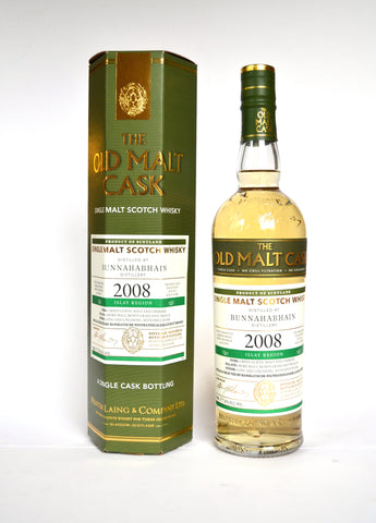 Bunnahabhain 2008/2019 The Old Malt Cask