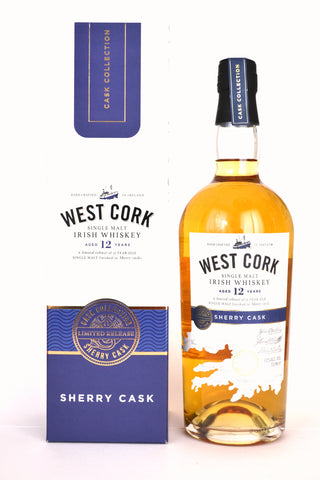 West Cork Irish Whiskey 12 Jahre Sherry Cask Finish