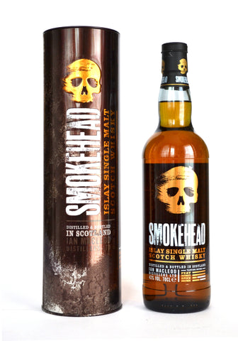"Ian Macleod Distillers ""Smokehead"""