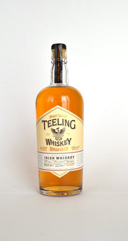 The Teeling Whiskey,  Single Grain Finished in Wine Casks
