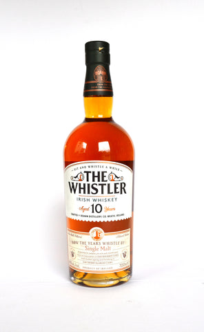 "The Whistler ""How The Years Whistle By"" 10 Jahre"
