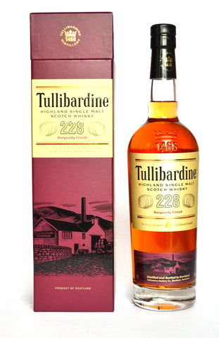 Tullibardine Burgundy Finish