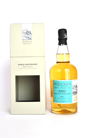 "Bunnahabhain ""Lemon Butter Sole"" 2002, 14 J. Wemyss Malts"
