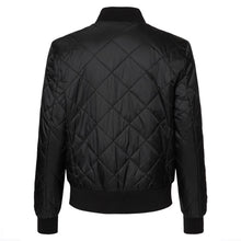 Load image into Gallery viewer, Quilted Packable Bomber Jacket