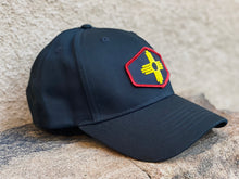 Load image into Gallery viewer, Unisex Chino Cap with our 3D Embroidered Zia Patch