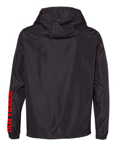 Black-Water Resistant Lightweight Windbreaker