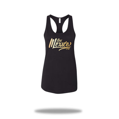 Ladies' New Mexico AF Racer Back Tank Top
