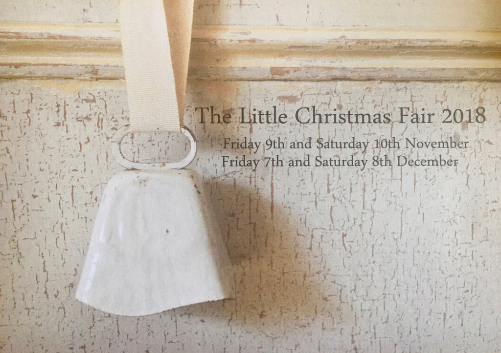 Join us at The Little Christmas Fair 2018