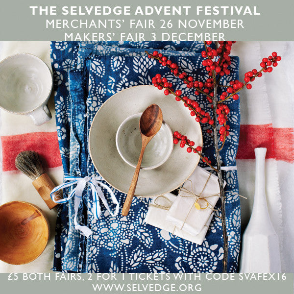 Our next event - The Selvedge Merchant's Fair
