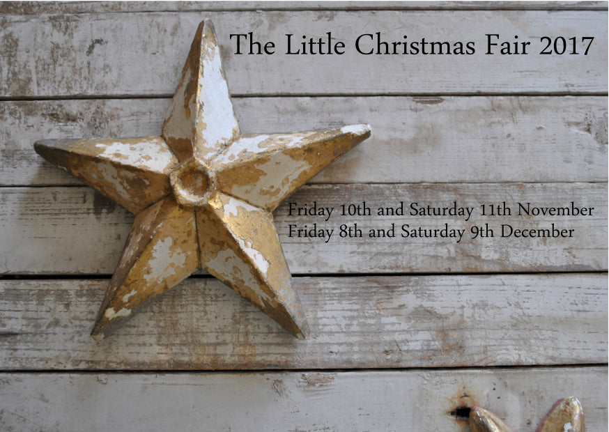 Join us at The Little Christmas Fair 2017