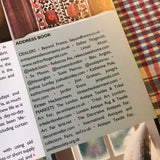 antique and vintage textile dealers UK recommended by Selvedge Magazine