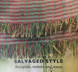 Salvaged Style article in Selvedge Magazine issue 93