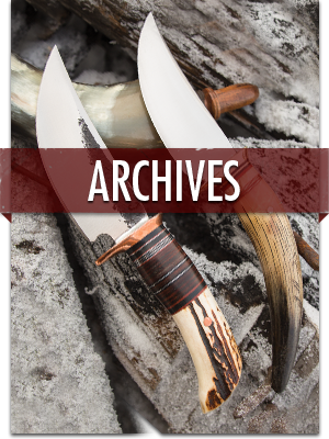 Behring Made Knives Archives