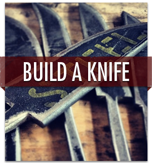 Build a Custom Behring Made Knife