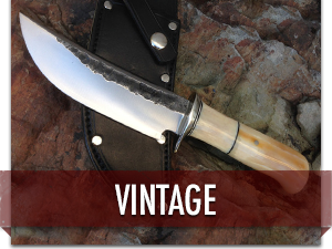 Behring Made Knives - Vintage Collection