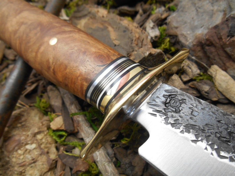 Amboyna Burl Fighter