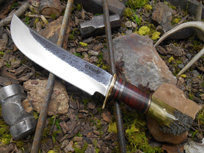 Crown Stag Camp knife