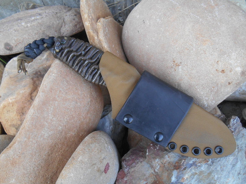 Behring Pro LT Canadian Belt Knife