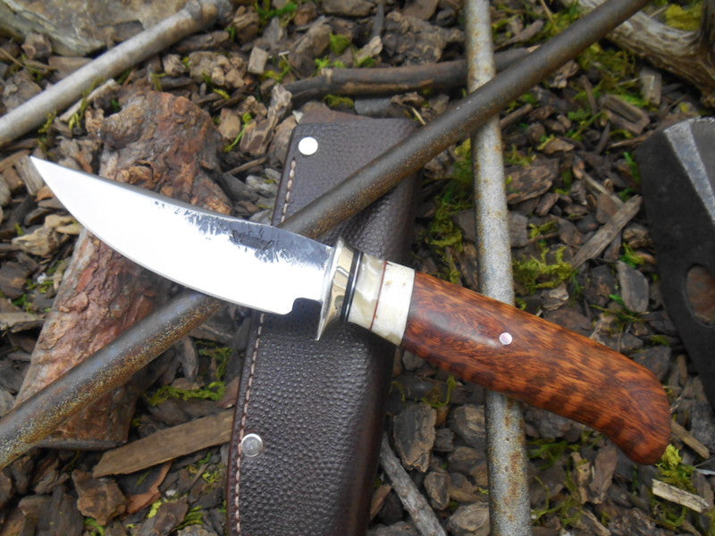 Snakewood and Musk Ox Boss Hunter