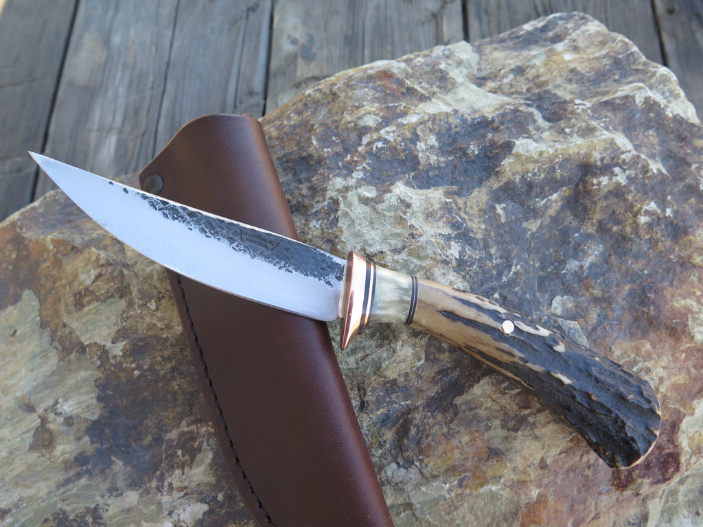 Premium Sambar Stag and Musk Ox Boss Pintail