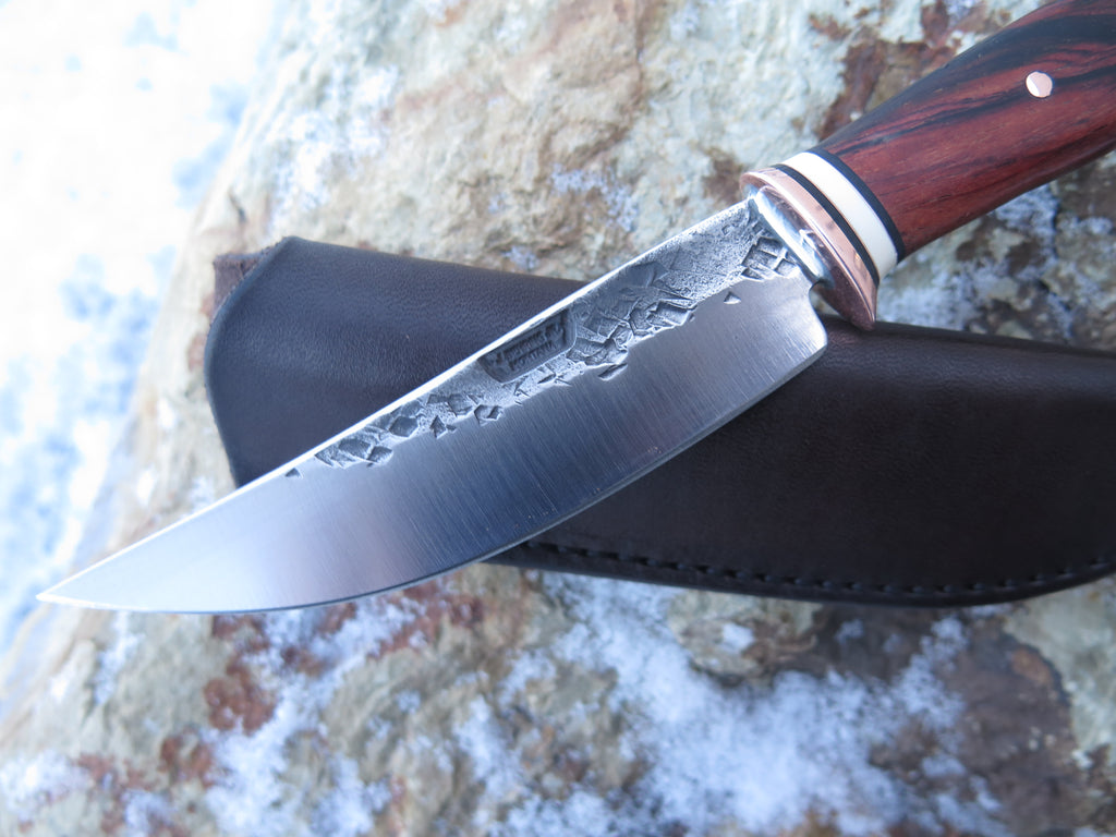 Cocobolo and Walrus Trout and Bird