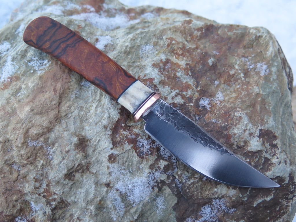 Desert Ironwood Burl and Walrus Pocket