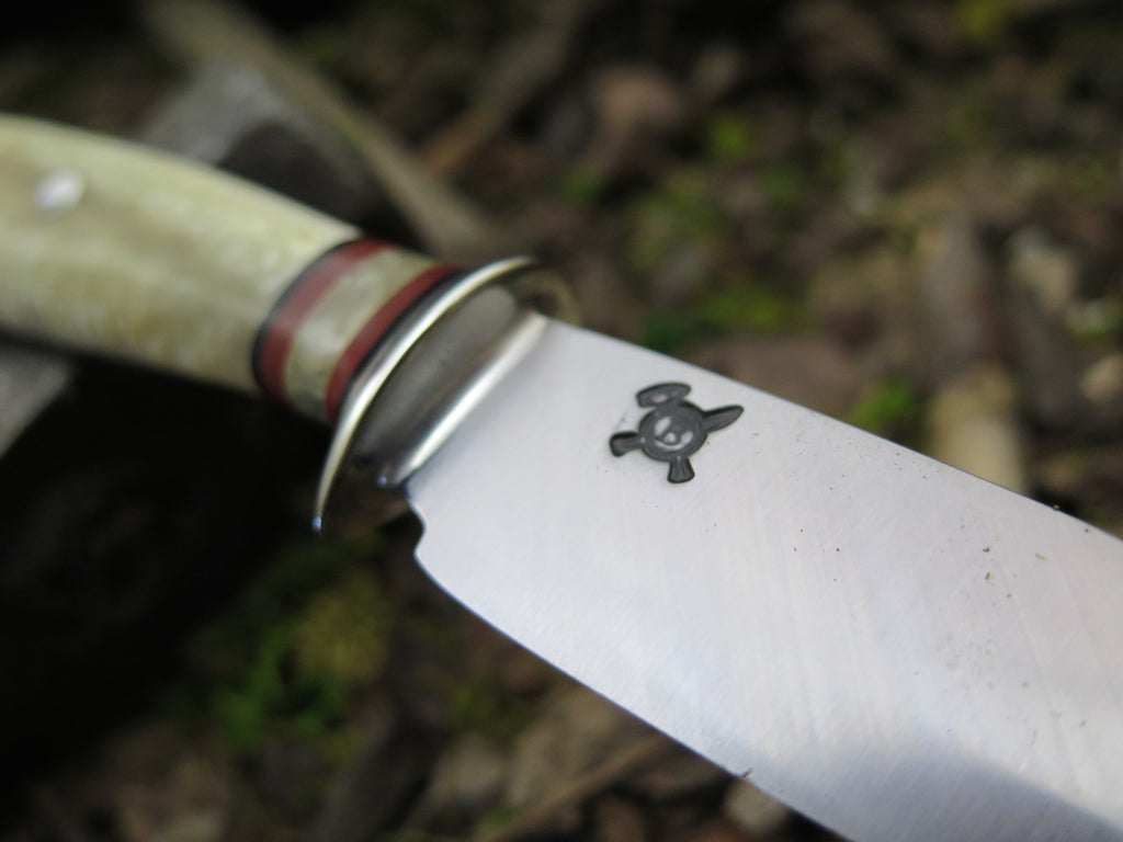 Musk Ox Boss Drop Point