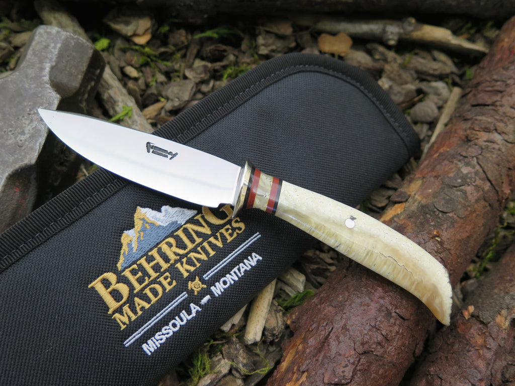 Musk Ox Boss Paring Knife