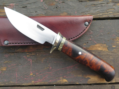 Desert Ironwood and Musk Ox Boss Drop Point