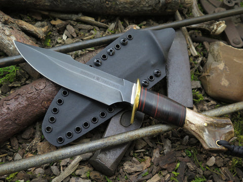 Custom Shop Crotch Stag Spearpoint
