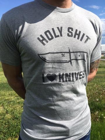 Behring Made™ Holy Shit T-Shirt