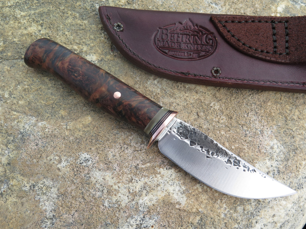 Stabilized Redwood and Ox Hunter