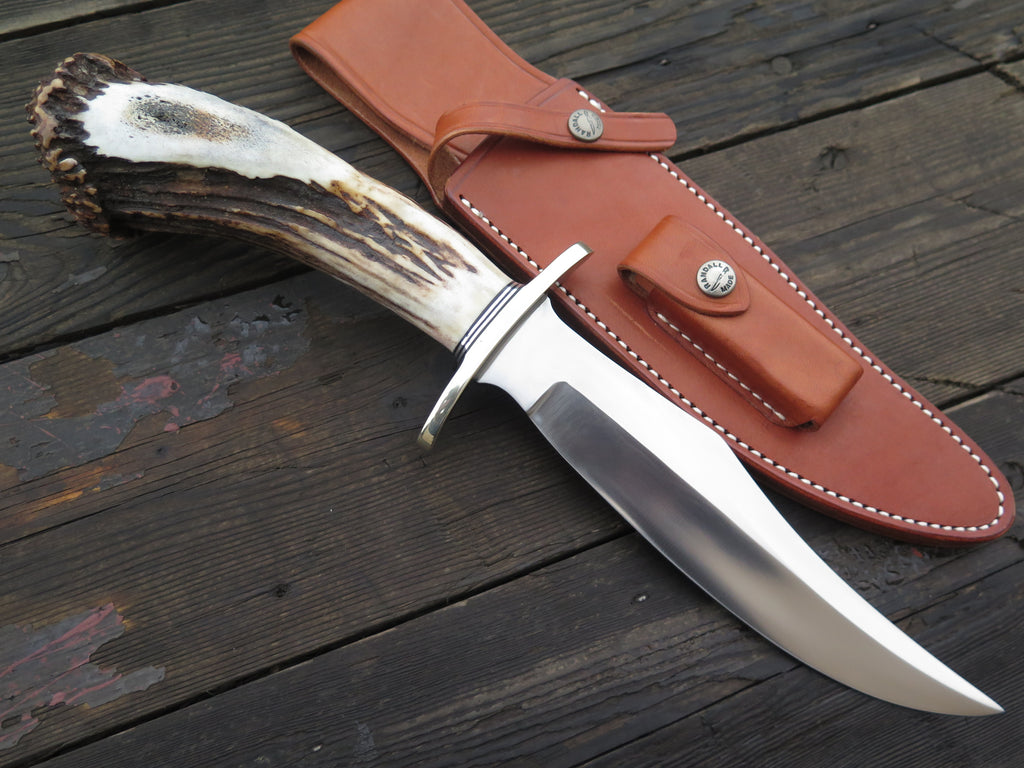 Randall Made 12-8 Bear Bowie