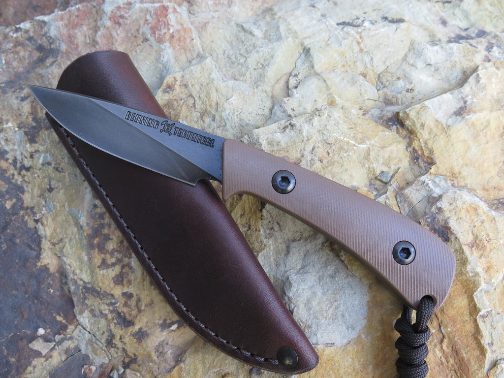 Behring Technical Duke - Blued / Coyote