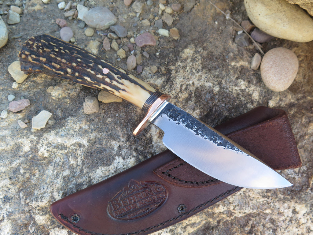 Sambar Stag & Copper Drop Point