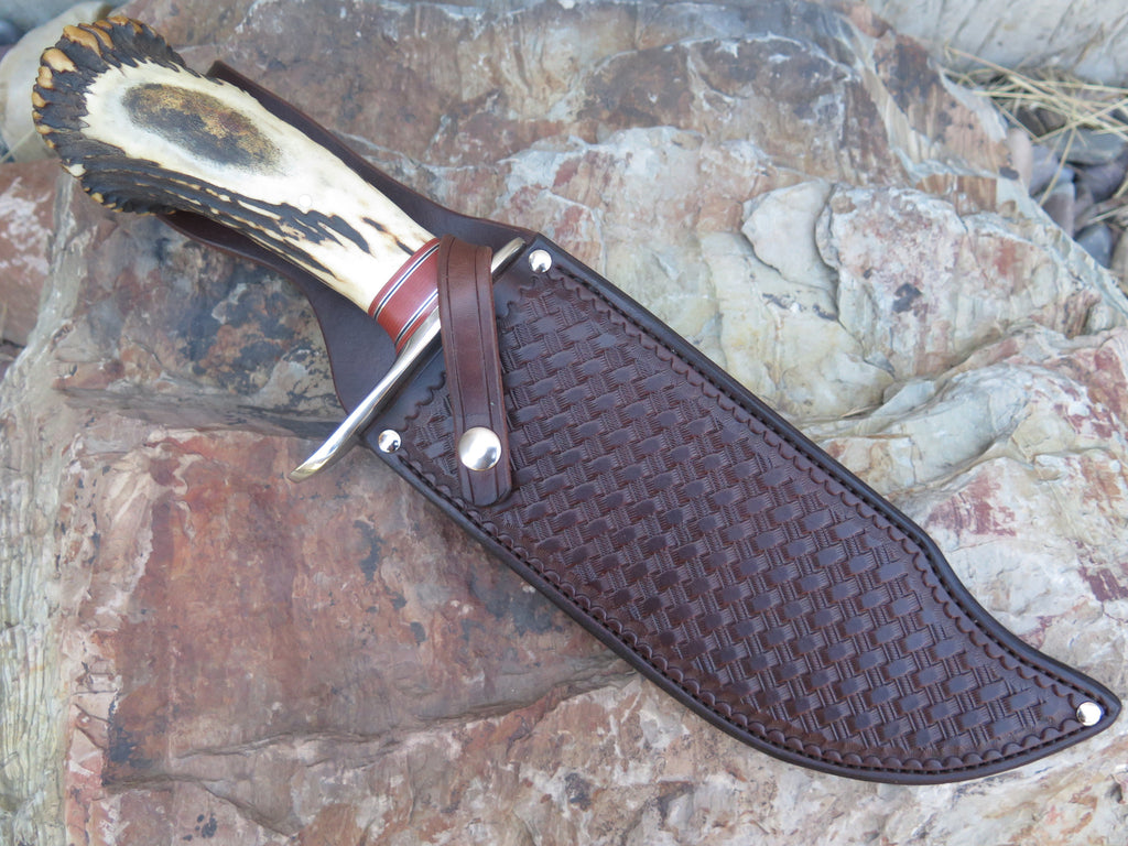 XL Crown Stag Southwest Bowie