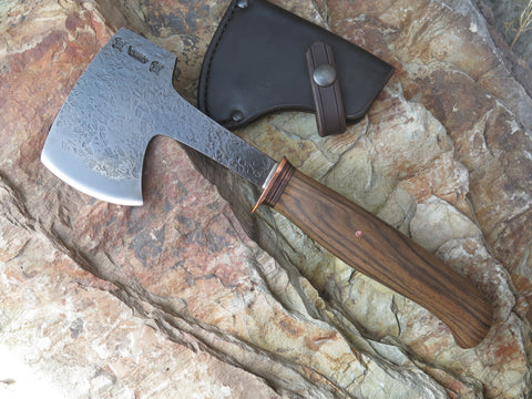Walnut Pack Hatchet