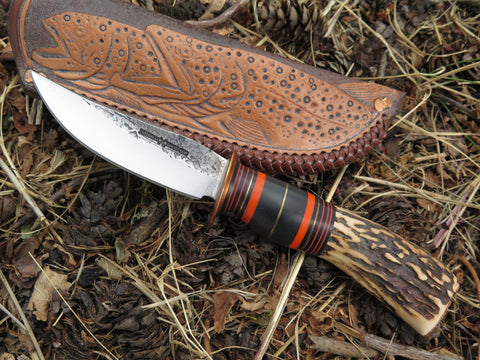 BEHRING X MUDBONE Collaboration - Sambar Stag Trout & Bird