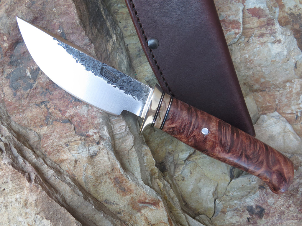 Redwood and Musk Ox Woodcraft