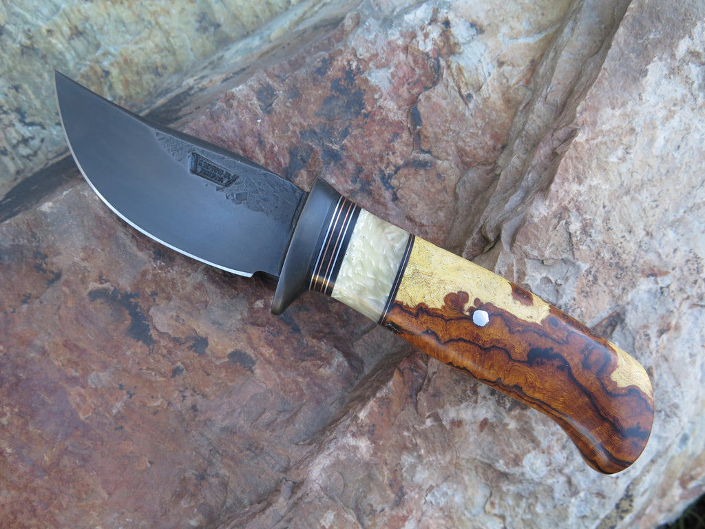 Premium Desert Ironwood & Ox Boss Sharptail