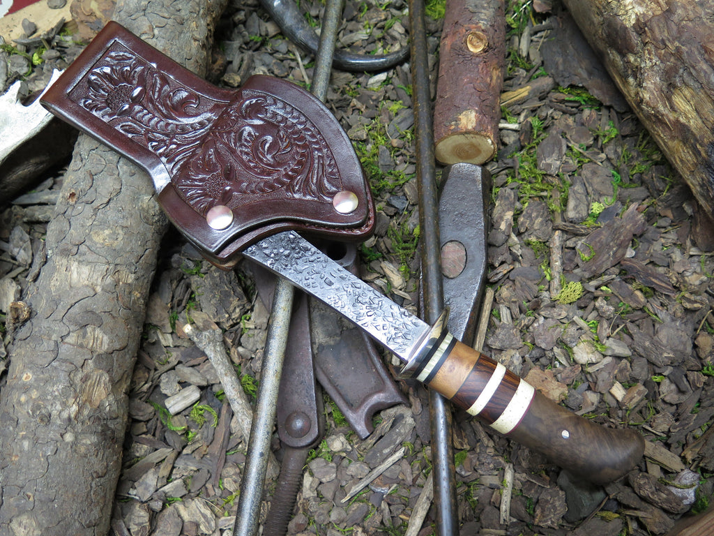 Woody & Musk Ox Hatchet