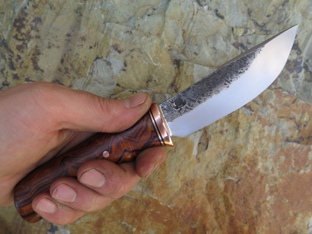 Desert Ironwood Burl Ward Gay style Woodcraft
