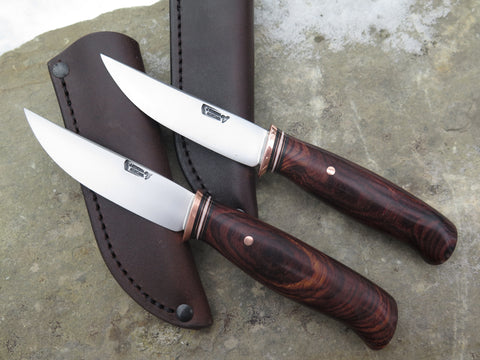 Cocobolo Pintail Set